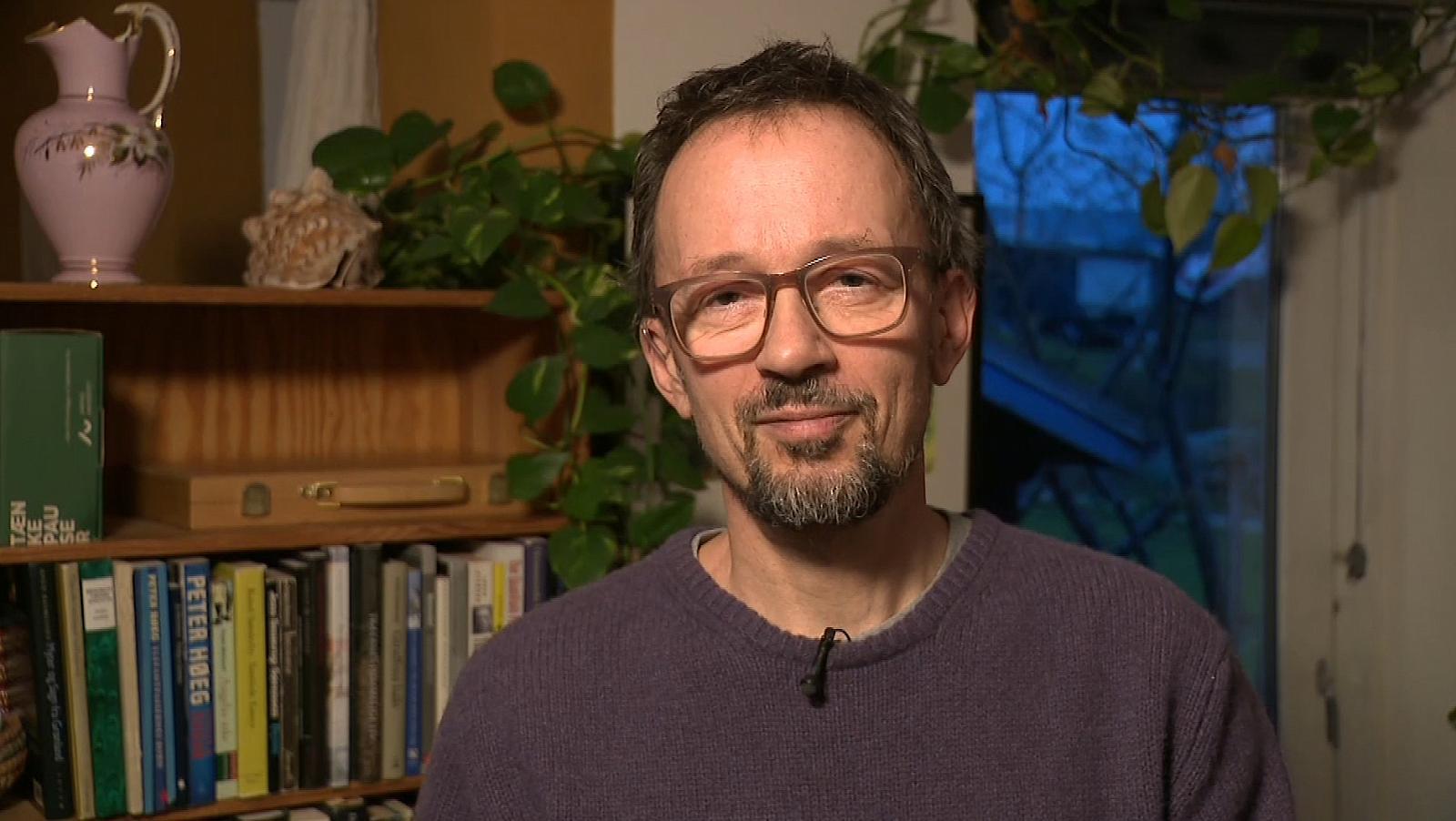 Forsker Rasmus